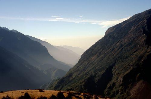 nepal trekking himalaya