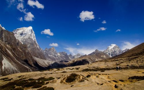 nepal the himalayas mountains