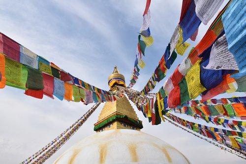 nepal  travel  temple