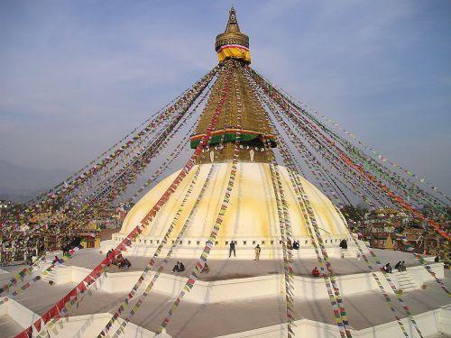 nepal buddhism stupa
