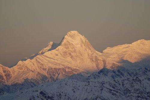 nepal  langtang  mountain
