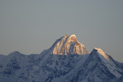 nepal  langtang  himalaya