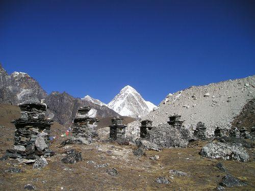 nepal pumori everest