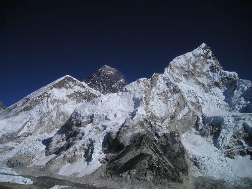 nepal himalayas mountain