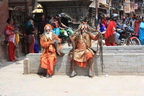 nepal bhaktapur hinduism