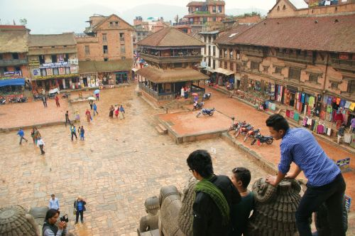 nepal old town places of interest
