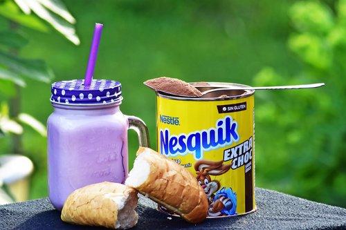 nesquik  cocoa  cocoa powder
