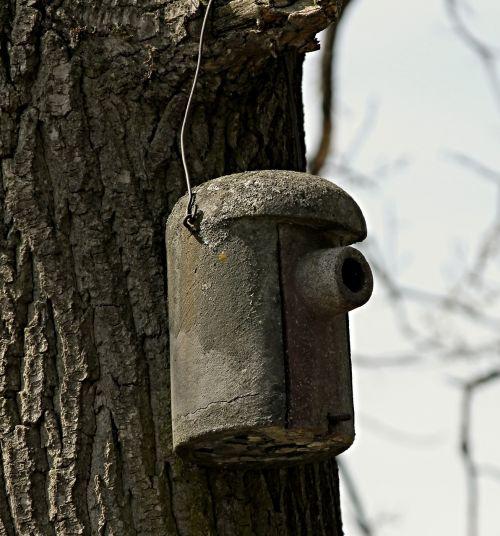 nesting box aviary nesting place
