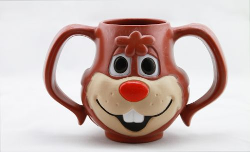 nestle quick mug front vintage memorabilia
