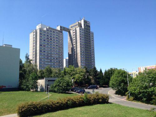 net housing estate city