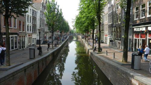 netherlands city channels