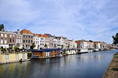 netherlands house boats holland