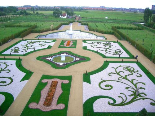netherlands garden grounds
