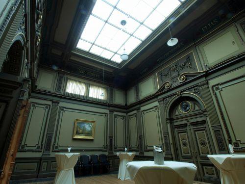 netherlands teylers museum interior