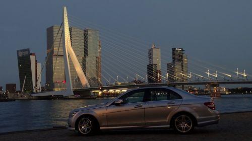 netherlands rotterdam auto