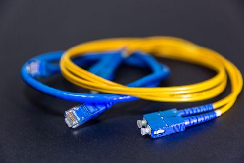 network fiber optics data