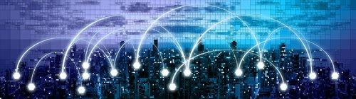 network  web  skyline