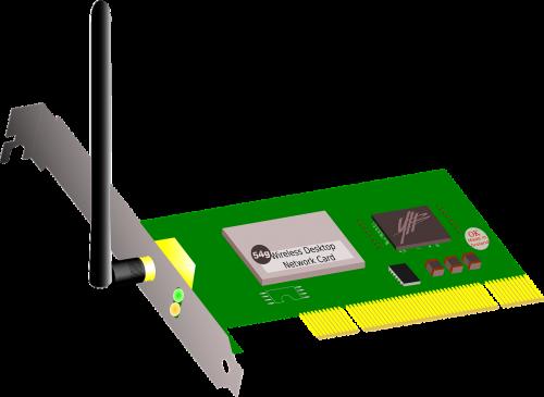 network card wireless