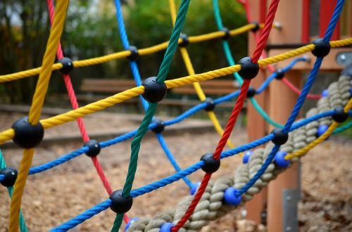 network playground game device