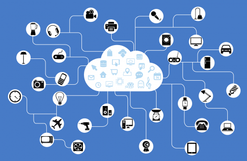 network iot internet of things