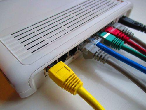 network switch communication