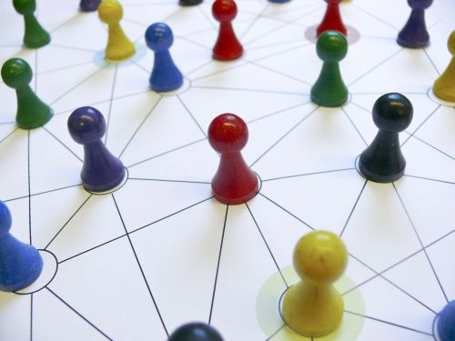 networking network game characters