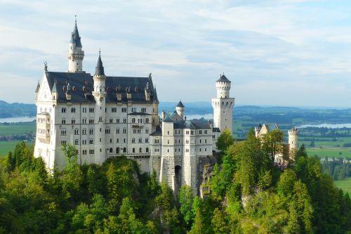 neuschwanstein castle kristin fairy castle