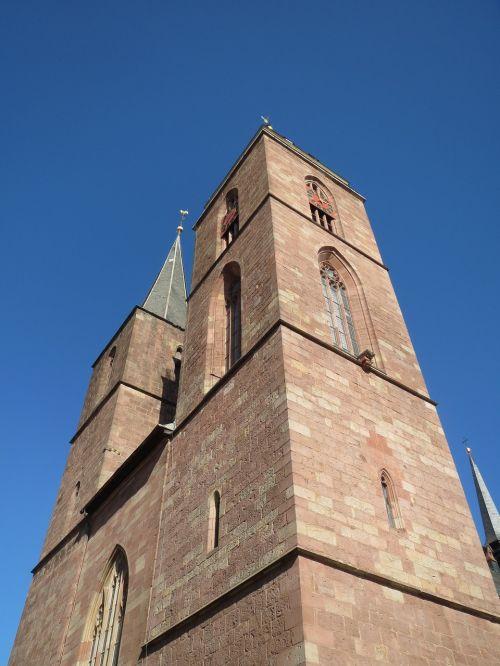 neustadt collegiate church church