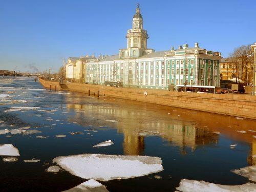 neva st petersburg russia