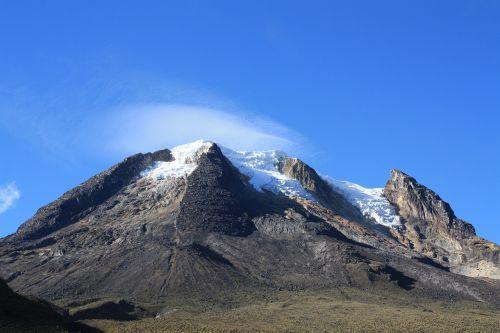 nevado del tolima nevado mountain