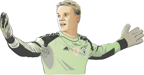 new goalkeeper sport
