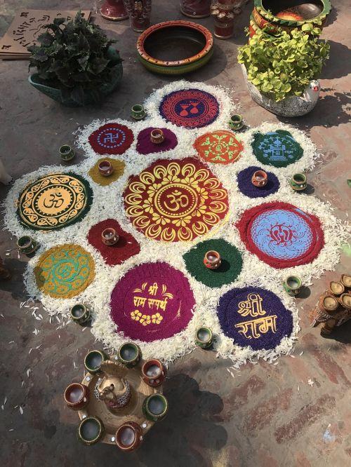new delhi india art