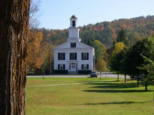 new england vermont country