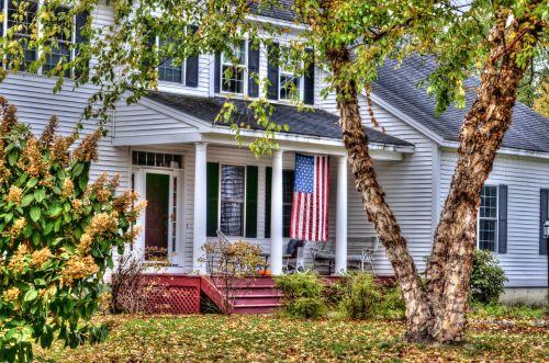 New England Home
