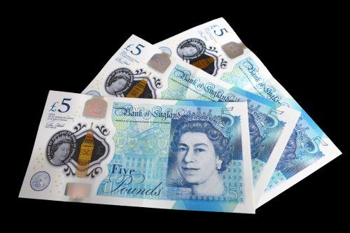 svaras & nbsp, pastaba, pinigai, pinigai, svaras, Britanija, finansai, verslas, pastaba, banknotas, bankininkystė, bankas, turtas, 5, valiuta, penki, uk, Anglų, Britanija, praleisti, investavimas, uždirbti, sutaupyti, sterlingas, finansinis, taupymas, atlyginimas, ekonomika, sumokėti, keistis, 10, dešimt, parduoti, nauji penkių svarų užrašai