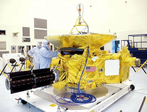new horizons space probe nasa