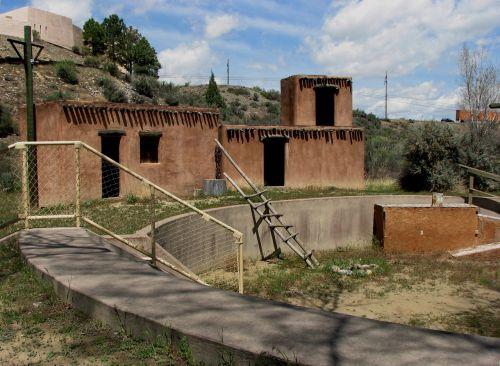 new mexico monastery ancient
