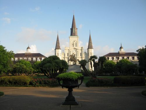 new orleans church cathedral