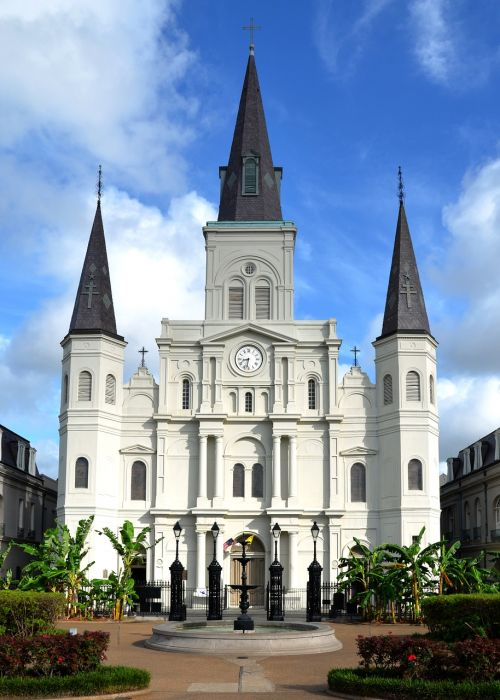 new orleans park cathedral