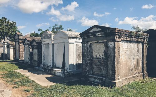 new orleans cemetery outdoor