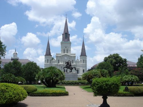new orleans louisiana no