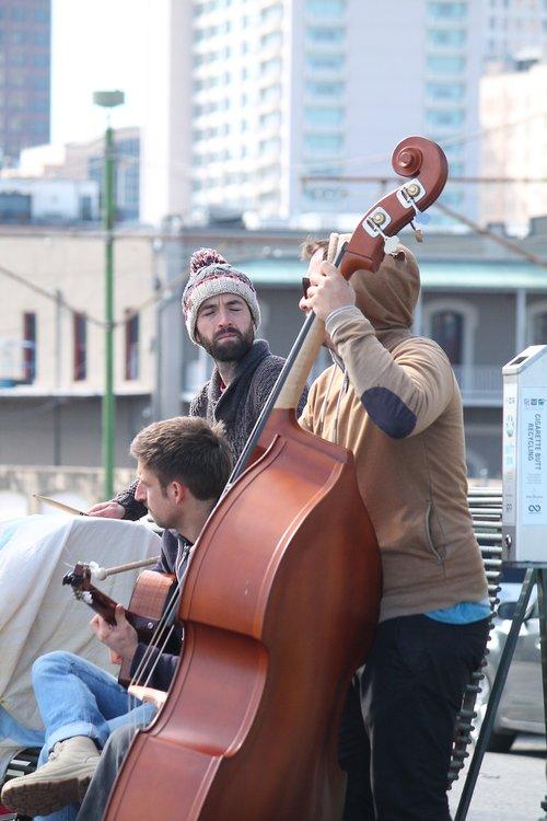 new orleans  street performer  music