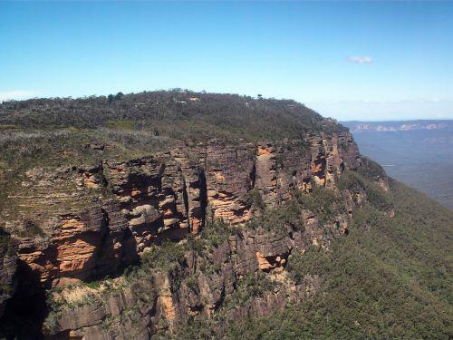 new south wales australia mountain