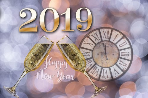new year's day  new year's eve  2019