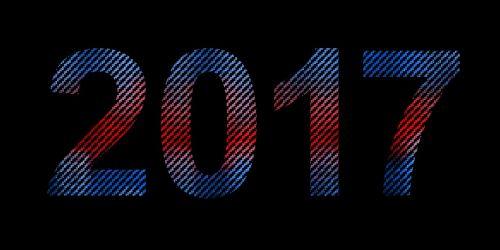 Naujųjų metų vakaras,2017,juodas fonas,dizainas,skaičiai,data,grafika,reklama,elementas,kalendorius,metai,figūra,gradientas