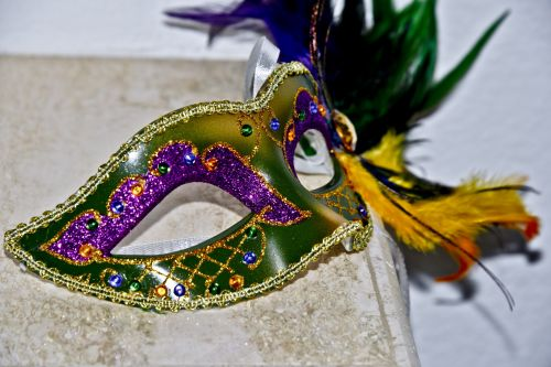 New Years Party Mask