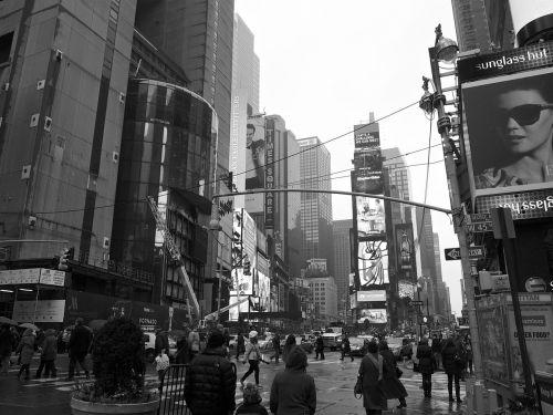 new york times square manhattan