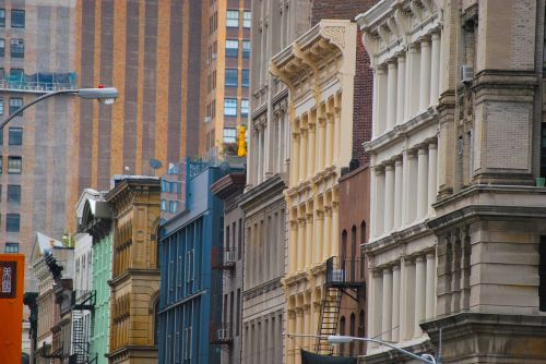 new york soho buildings