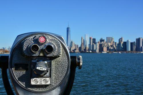 new york views skyscraper