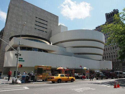 new york guggenheim museum frank lloyd wright